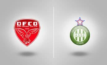 Saint Etienne vs Dijon Escudos